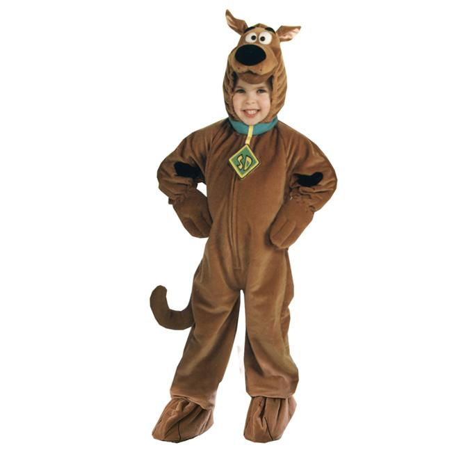 Costumes For All Occasions Af179T Scooby Doo Deluxe Toddler