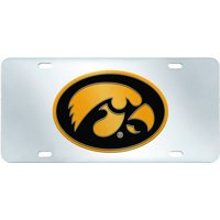 University of Iowa License Plate