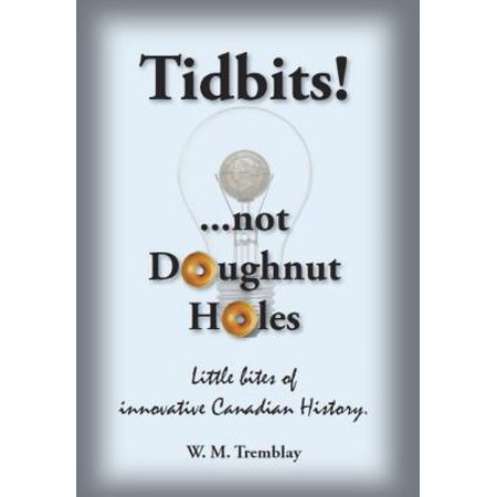 Tidbits Not Doughnut Holes - eBook - Donut Hole Eyeballs