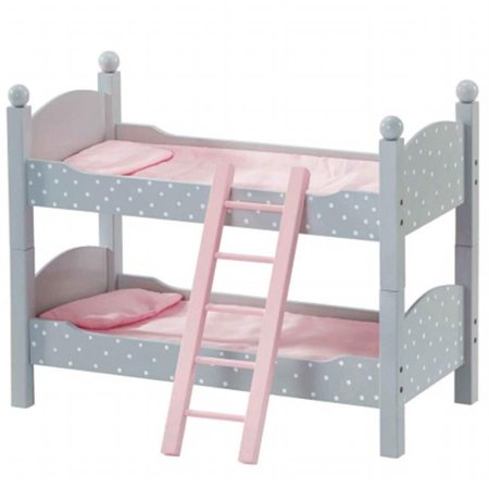 Amazing 18 In Doll Furniture Double Bunk Bed Home Interior And Landscaping Ymoonbapapsignezvosmurscom