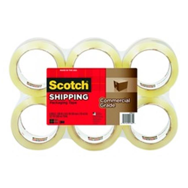 3M Company 3M-91764 Sealing Tape Clear by 3M