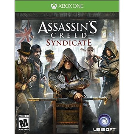 Assassin's Creed: Syndicate Day 1 Edition, Ubisoft, Xbox One, (Assassins Creed Syndicate Big Ben Collectors Case)