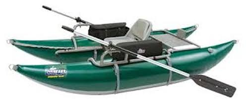 Outcast PAC 800 Pontoon Boat by Outcast