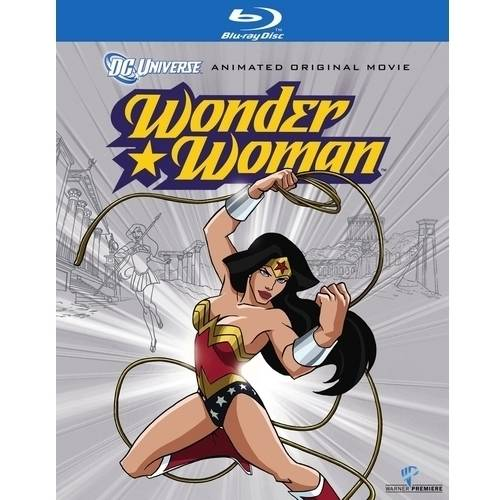 Wonder Woman (2009) (Animated) (Blu-ray)