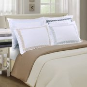 Simple Luxury Heritage 3000 Series Bedding Collection Duvet Cover Set