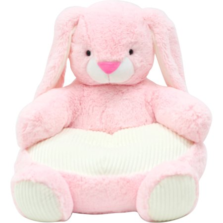 "Easter Wal-mart 18"" Lovely Animal Plush Chair, Bunny"