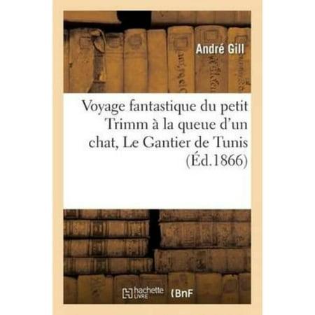 Voyage Fantastique Du Petit Trimm  La Queue Dun Chat  Le Gantier De Tunis