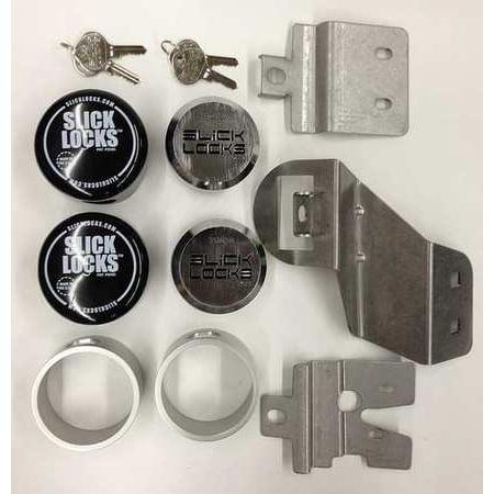 Wiegand Door Kit (SLICK LOCKS GM-FVK-SLIDE-TK GM Van Complete Exterior Door Lock)