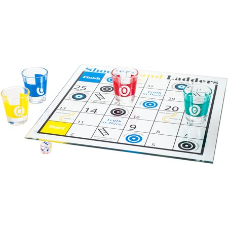 Shooters and Ladders Drinking Game Set](Halloween Beer Drinking Games)