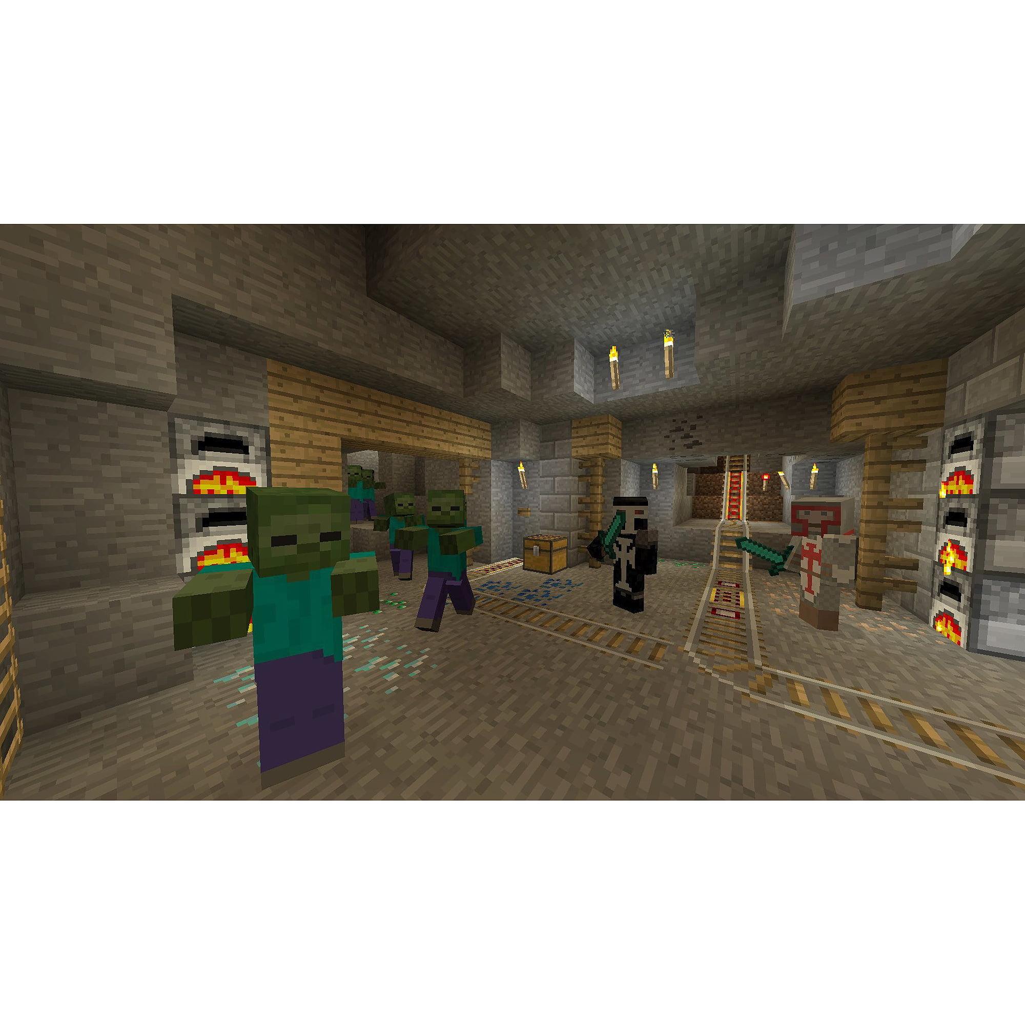 Minecraft Sony PlayStation Walmartcom - Minecraft spiele ps4