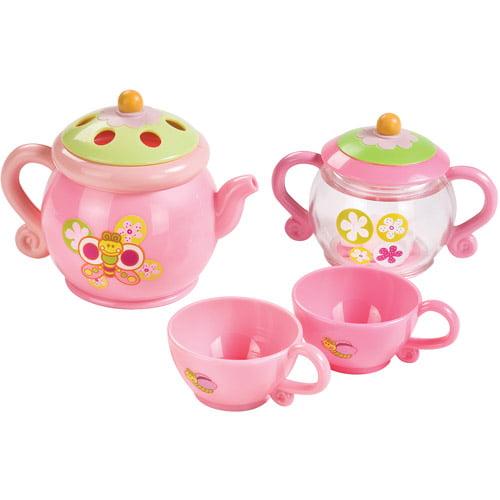 Summer Infant - Tub Time Tea Party Set, 4pc