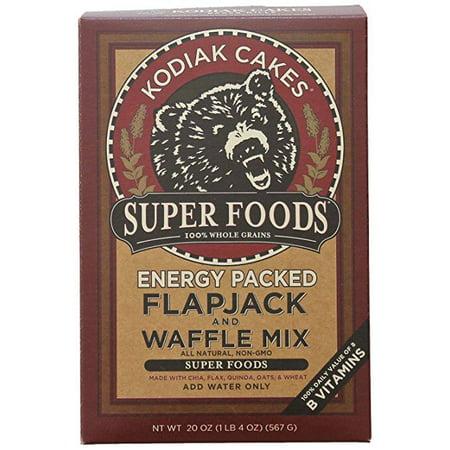 Kodiak Cakes Super Foods Flapjack & Waffle Mix, 20 Oz - Whole Foods Halloween Cake