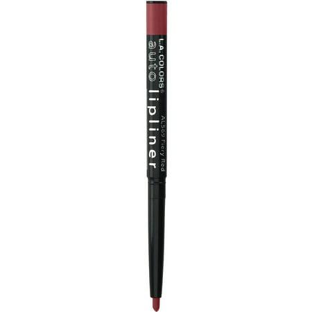 L.A. Colors Auto Lipliner Pencil, Rose Brown, 0.01 oz