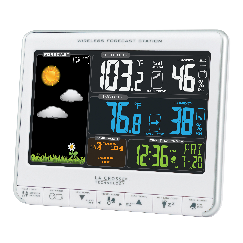 925-1418 La Crosse Technology Sensor Weather Shield with Mount