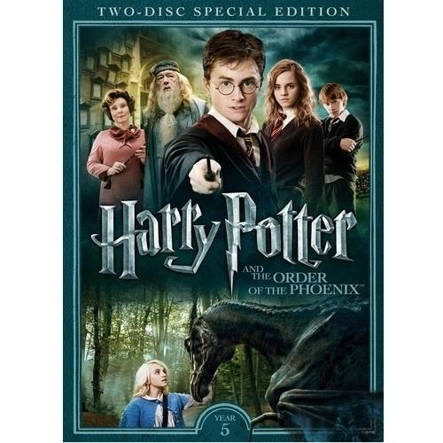 Harry Potter And The Order Of The Phoenix (2-Disc Special Edition) (Walmart Exclusive)