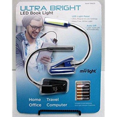 My Light Ultra Bright LED Book Light by