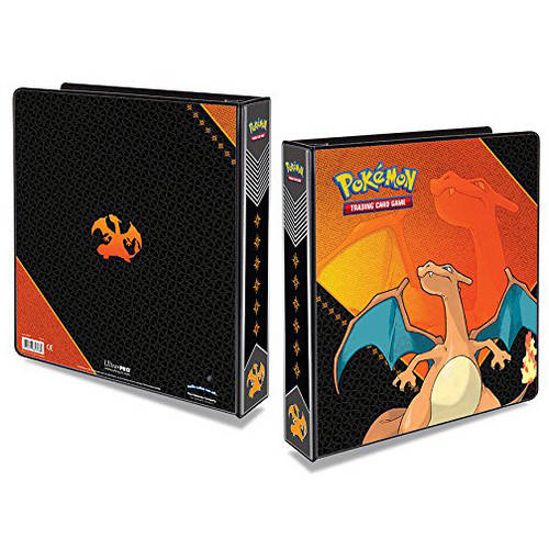 "Ultra Pro Pokémon: Charizard 2"" Album"