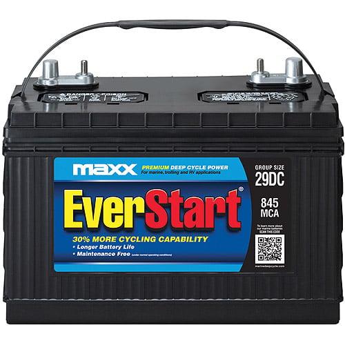 Everstart Marine Batteries