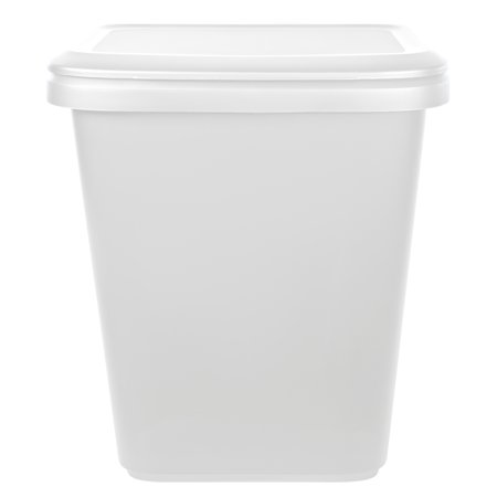 Hefty 20.4 Gal Dual Function White