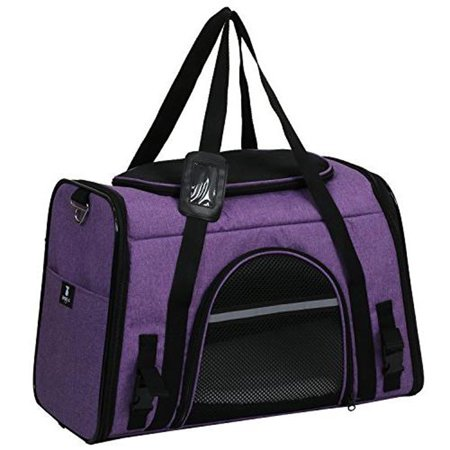 Dog Travel Kennel - PET Pet Carrier for Dog and Cats, Airline Approved Soft-Sided Pet Travel Carrier,Portable Kennel for Puppies