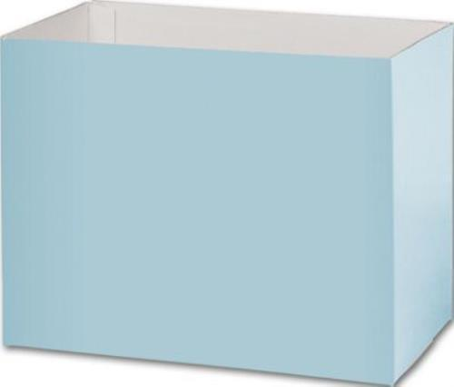 GBM-080406-33 Light Blue Gift Basket Boxes, 8 1 4x4 3 4x6 1 4 6 per Pack by