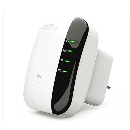 (300Mbps Wifi Repeater Wireless-N 802.11 AP Router Extender Signal Range Booster)