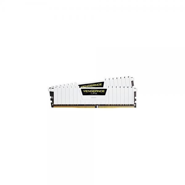 Corsair Vengeance LPX 16GB DDR4 2666 C16 for DDR4 Systems - White