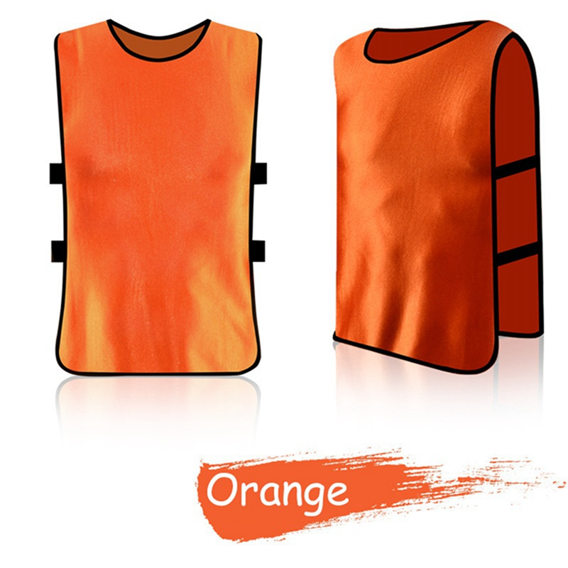 Adult/Kids Football Basketball Team Sports Training Jerseys Vest