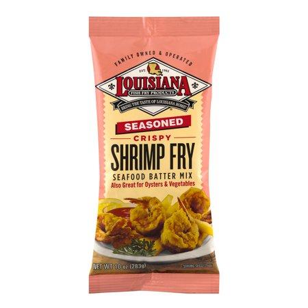 Louisiana fish fry products seafood batter mix seasoned for Louisiana fish fry products