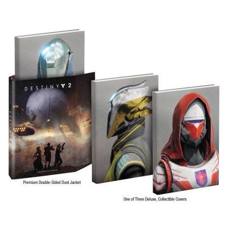 Destiny 2   Prima Collectors Edition Guide