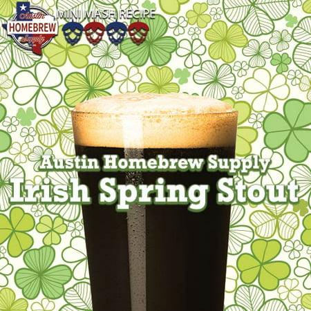 Austin Homebrew Irish Spring Stout (13A) - MINI MASH ()