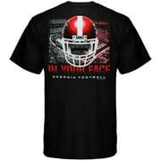 Georgia Bulldogs In Your Face T-shirt