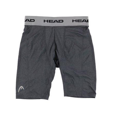 HEAD - Head Mens Basic Athletic Compression Shorts - Walmart.com fd652bf18858
