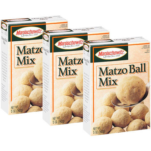 Manischewitz Mix Matzo Ball, 5 oz (Pack of 3)