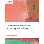 AICPA: Case Studies in Not-For-Profit Accounting and Auditing (Paperback)