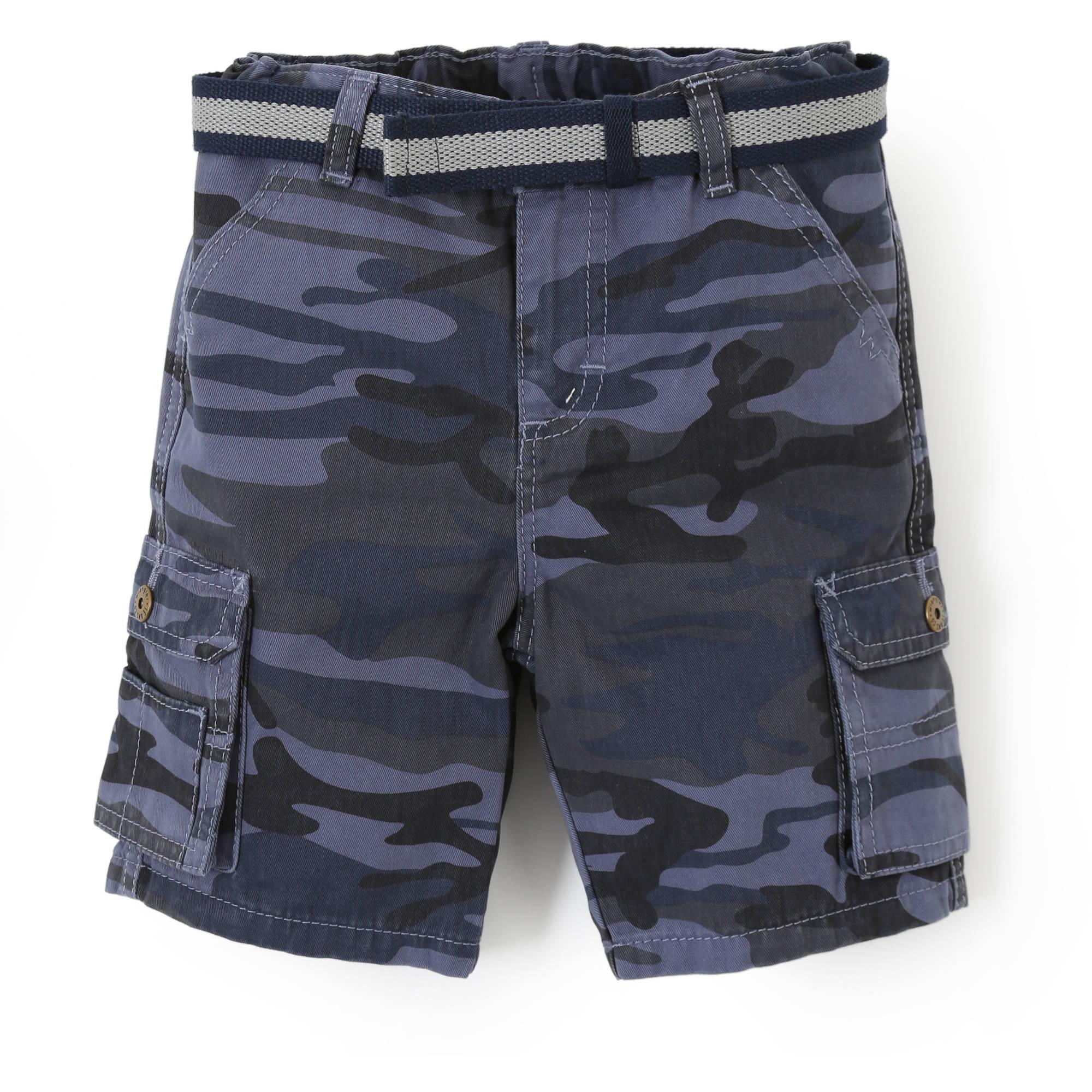 Wrangler Toddler Boy Premium Cargo Shorts