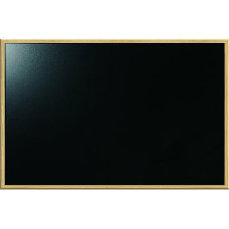 The Board Dudes Chalk Boards Wood Frame 23 X 35 Inches Walmartcom