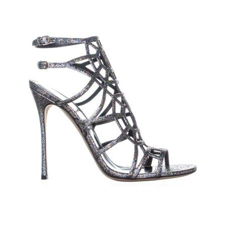 Sandales Pour Femmes Sergio Rossi A63130, Grise - image 5 de 6