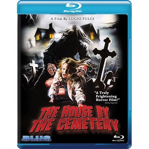 The House By The Cemetary (Blu-ray) (Anamorphic Widescreen)