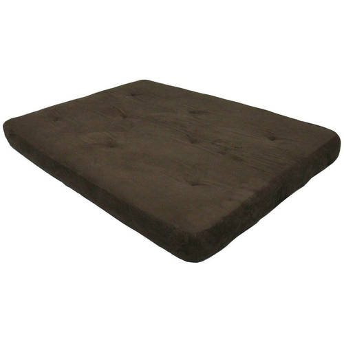 "DHP 6"" Coil Futon Mattress, Full Available in Multiple Colors by Dorel Home Products"