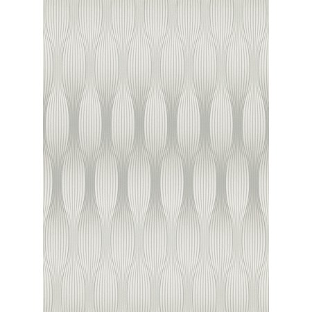 ONE-SEVEN-FIVE - Lavish Futuristic Harmonious Light Brown Wallpaper Sample - image 1 of 1