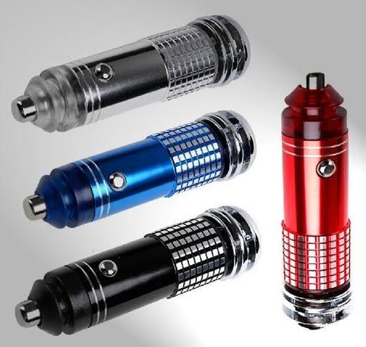 Car Air Purifier & Ionizer
