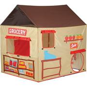 Grocery and Puppet Theater Tent, Beige