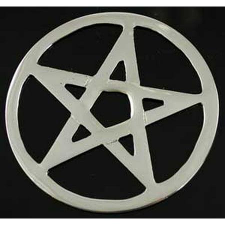 Enamel Altar (Small Pentagram Altar Tile 2 3/4