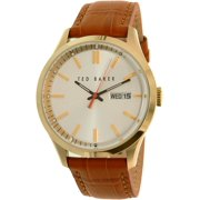 Ted Baker Men's Watch Brown Leather 10023464