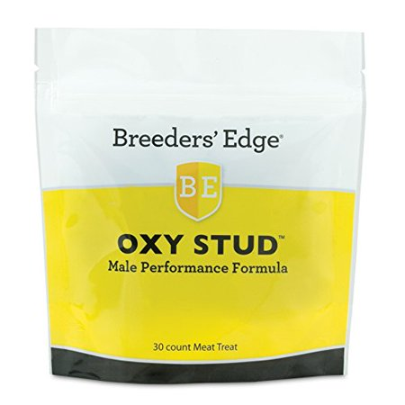 Revival Animal (Breeder's Edge Oxy Stud 30ct, Provides essential nutrients for the unique needs of breeding dog and cat males By Revival Animal Health,USA )