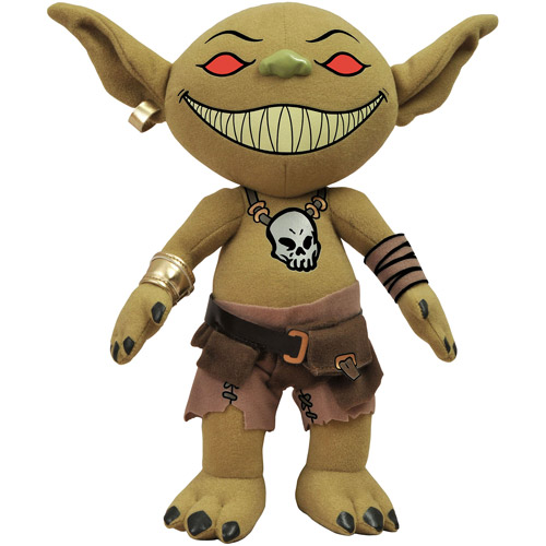 "Diamond Select Toys Pathfinder Goblin 10"" Plush Figure"
