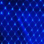 LED String Fairy Lights Net Mesh Curtain Xmas Wedding Party Christmas Decor 110V 3*2M