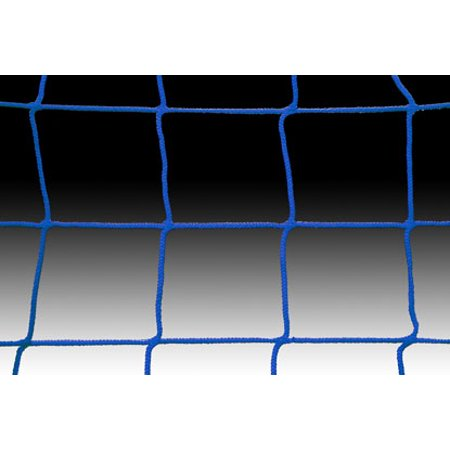 Kwik Goal Soccer Net 8Hx24Wx3Dx8.5B, 3mm mesh, Blue ()