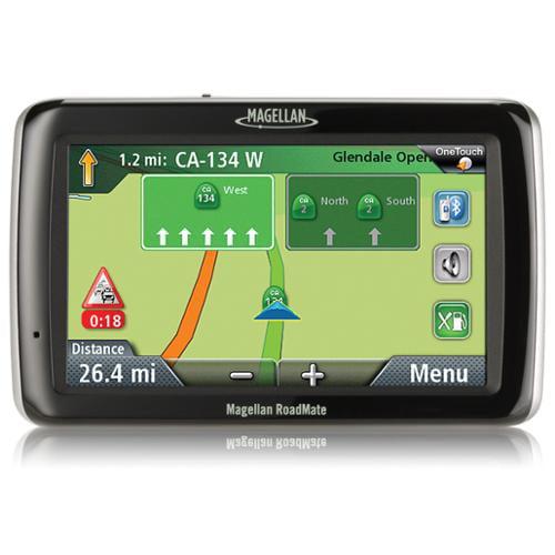 "Refurbished Magellan RoadMate 3045 4.7"" Touchscreen In Car GPS System w/North American Maps"